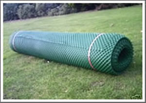 Turf Reinforcement Extruded Plastic Mattress Grid