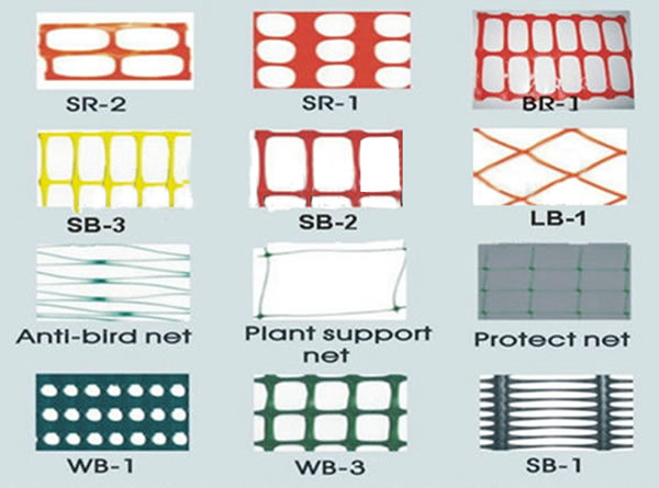 Plastic Mesh Temporary Fence For Construction Sites Safety