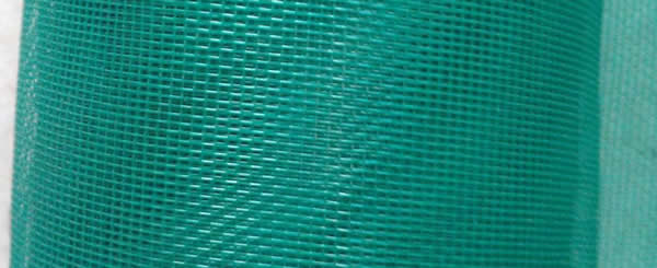Plastic And Plastic Coated Fiberglass Insect Mesh Window