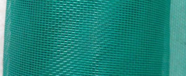 Plastic And Plastic Coated Fiberglass Insect Mesh Window