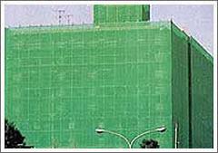 Plastic Netting Trellis For Construction Site Safety Net