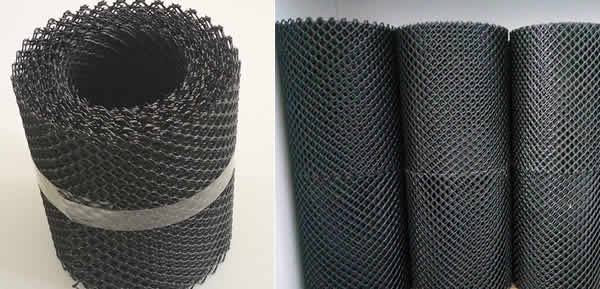 Extruded Hdpe Plastic Mesh For Pipeline Protection